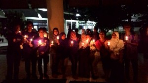 Earth Hour Ceremonia 2016